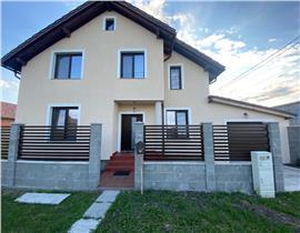 Casa noua individuala-spatioasa Beregsau